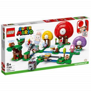 LEGO SUPER MARIO TOAD S TREASURE HUNT EXPANSION SET