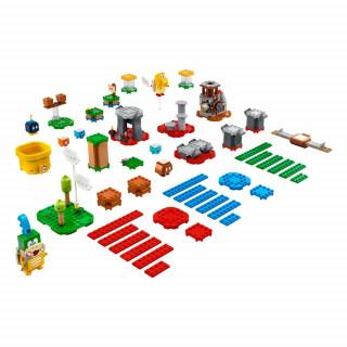 LEGO SUPER MARIO TBD-LEAF-1-2021
