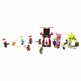 LEGO NINJAGO GAMERS MARKET