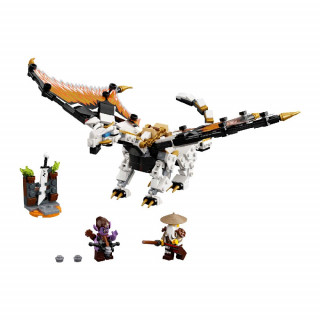 LEGO NINJAGO WUS BATTLE DRAGON