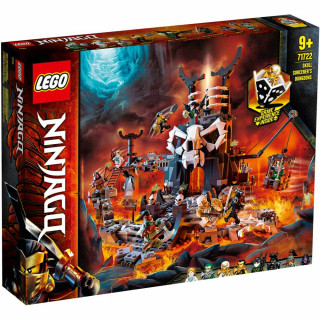 LEGO NINJAGO SKULL SORCERERS DUNGEONS