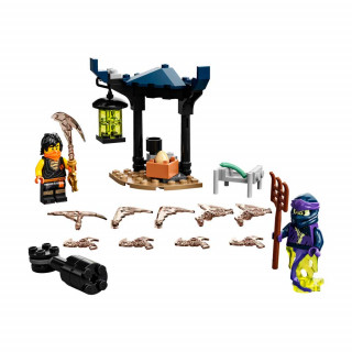 LEGO NINJAGO EPIC BATTLE SET - COLE VS. GHOST WARRIOR