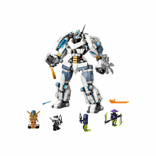 LEGO NINJAGO ZANES TITAN MECH BATTLE