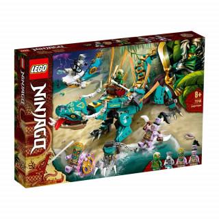 LEGO NINJAGO JUNGLE DRAGON