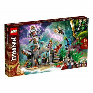 LEGO NINJAGO THE KEEPERS VILLAGE