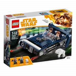 LEGO STAR WARS HAN SOLOS LANDSPEEDER