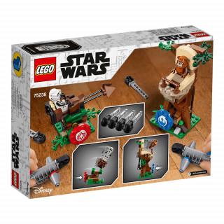 LEGO STAR WARS ACTION BATTLE ENDOR ASSAULT V