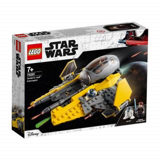 LEGO STAR WARS ANAKIN S JEDI INTERCEPTOR