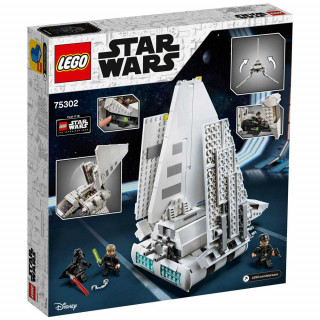 LEGO STAR WARS TM TBD-IP-LSW8-2021