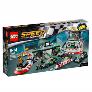 LEGO SPEED CHAMPIONS MERCEDES AMG PETRONAS FORMUL