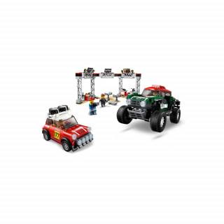 LEGO SPEED CHAMPIONS 1967 MINI COOPER S RALLY