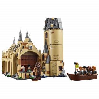 LEGO HARRY POTTER HOGWART GREAT HALL