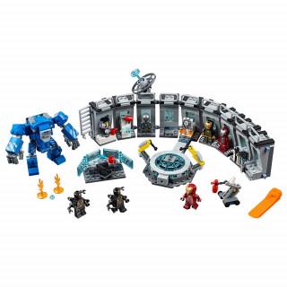 LEGO SUPER HEROES IRON MAN HALL OF ARMOR