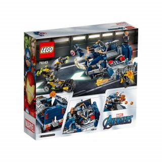 LEGO SUPER HEROES AVENGERS TAKE-DOWN TRUCK