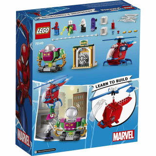 LEGO SUPER HEROES THE MENACE  OF MYSTERIO