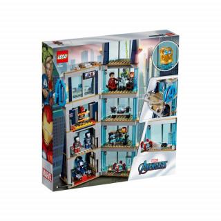 LEGO SUPER HEROES AVENGERS TOWER BATTLE
