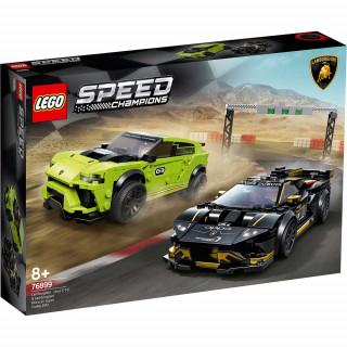 LEGO SPEED LAMBORGINI URUS ST-X