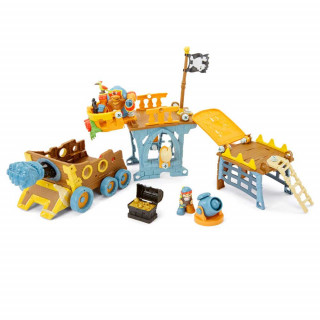 LITTLE TIKES KINGDOM BUILDERS WRECKIN ROLLER