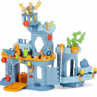 LITTLE TIKES KINGDOM BUILDERS HEX TVRDJAVA SET