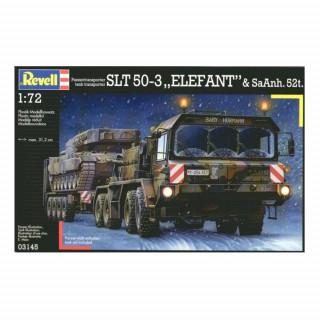 REVELL MAKETA SLT 50-3 ELEFANT   SAANH. 52t.