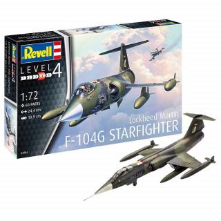 REVELL  F-104G STARFIGHTER