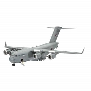 REVELL MAKETA C-17A Globemaster RAF/Qatar