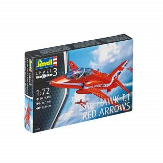 REVEL MAKETA  BAE HAWK T.1 RED ARROWS