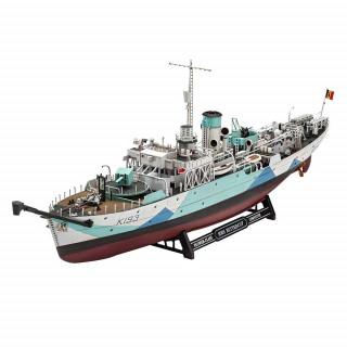 REVELL MAKETA FLOWER CLASS CORVETTE HMS BUTTER