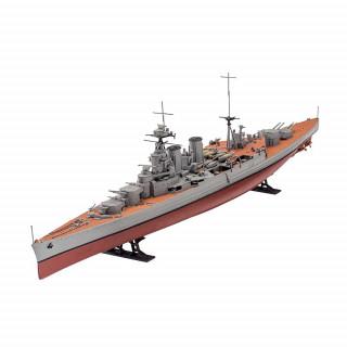 REVELL MAKETA HMS HOOD - 100TH ANNIVERSARY EDI
