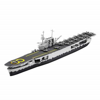 REVELL MAKETA USS HORNET CV-8