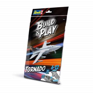 REVELL MAKETA BUILD     PLAY TORNADO  IDS