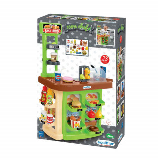 ECOIFFIER FAST FOOD STAND SET