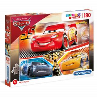 CLEMENTONI PUZZLE 180 CARS