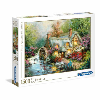 CLEMENTONI PUZZLE 1500 COUNTRY RETREAT NICKY BOEHME/ARTLICENSING.COM