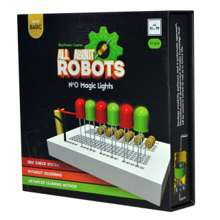 ALL ABOUT ROBOTS MAGIC LIGHT