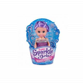 SPARKLE GIRLZ WINTER PRINCESS CUPCAKE ASST