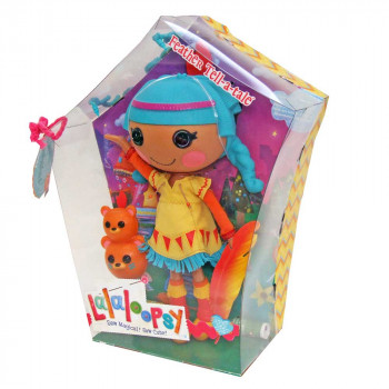 LALALOOPSY LUTKA FEATHER TELL A TALE