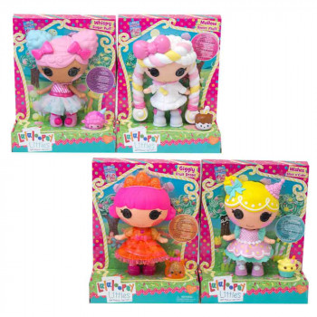 LALALOOPSY LITTLES LUTKA SUGARY SWEET ASST