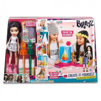 BRATZ SET MODNI SALON