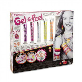 GEL-A-PEEL DELUXE SET 5 KOM