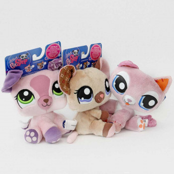 LITTLEST PET SHOP MINI PLIS ASST