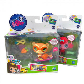 LITTLEST PET SHOP TRICKS FOR TREATS ASST