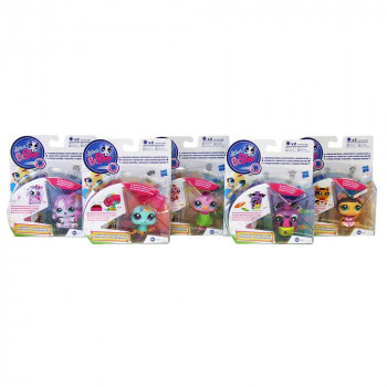LITTLEST PET SHOP PLESACI ASST