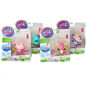 LITTLEST PET SHOP LJUBIMCI SA ZVUKOM ASST