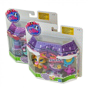 LITTLEST PET SHOP PUSH AND PLAY