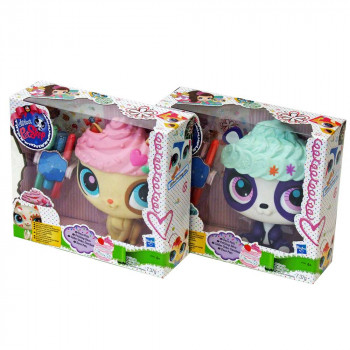 LITTLEST PET SHOP SA STIKERIMA ZA DEKORISANJE