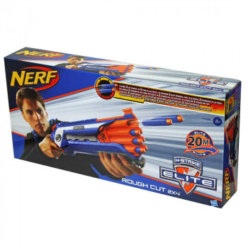 NERF NSTRIKE ELITE ROUGH CUT ISPALJIVAC