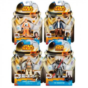 STAR WARS SAGA LEGENDS FIGURE