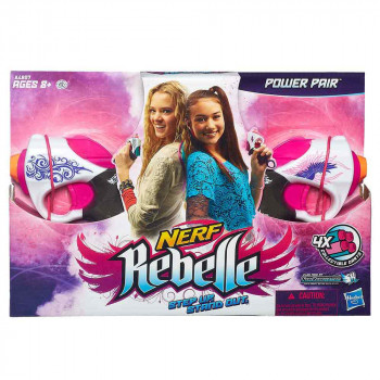 NERF REBELLE BEST FRIENDS SET