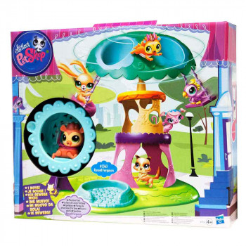 LITTLEST PET SHOP POKRETNO IGRALISTE